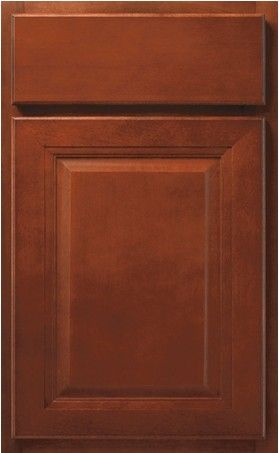Nice Aristokraft By Masterbrand Saybrooke Birch In Rouge   Level 3. Birch  Cabinets, Base Cabinets