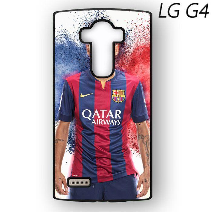 Neymar Barcelona in pose AR for LG G3/G4 phonecase