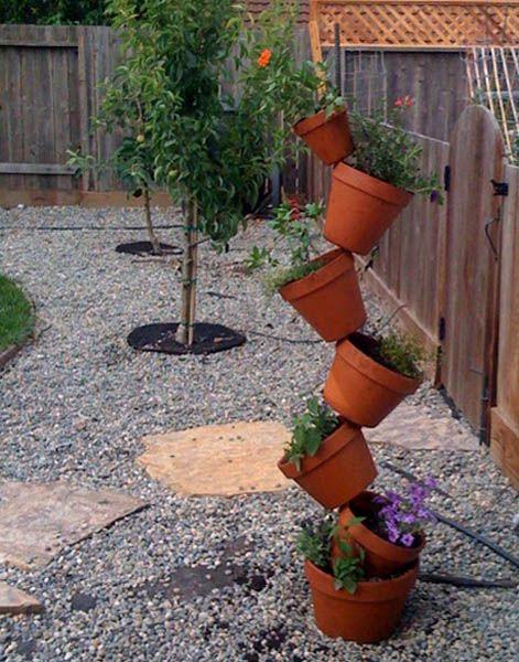 Tipsy pots -