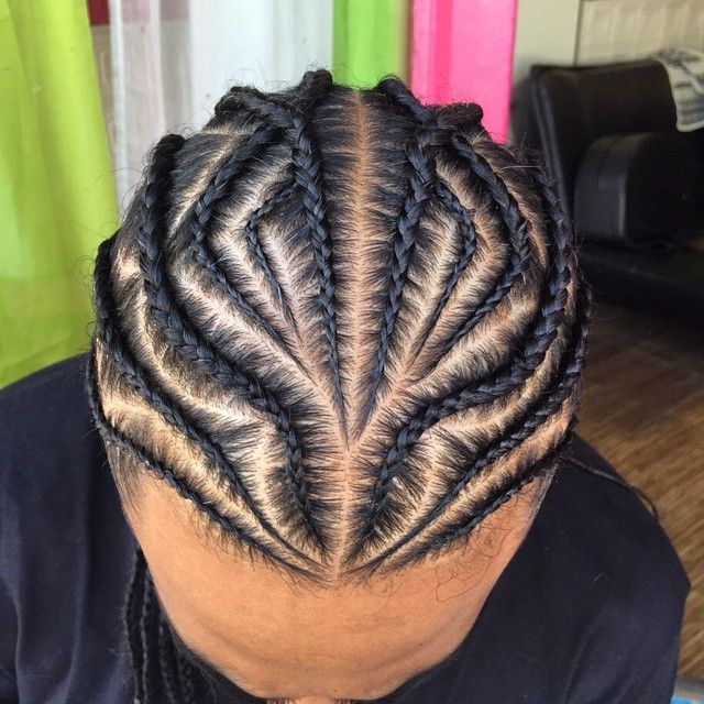 Pin By Nesha Bullard On Braids Hair Styles Braids