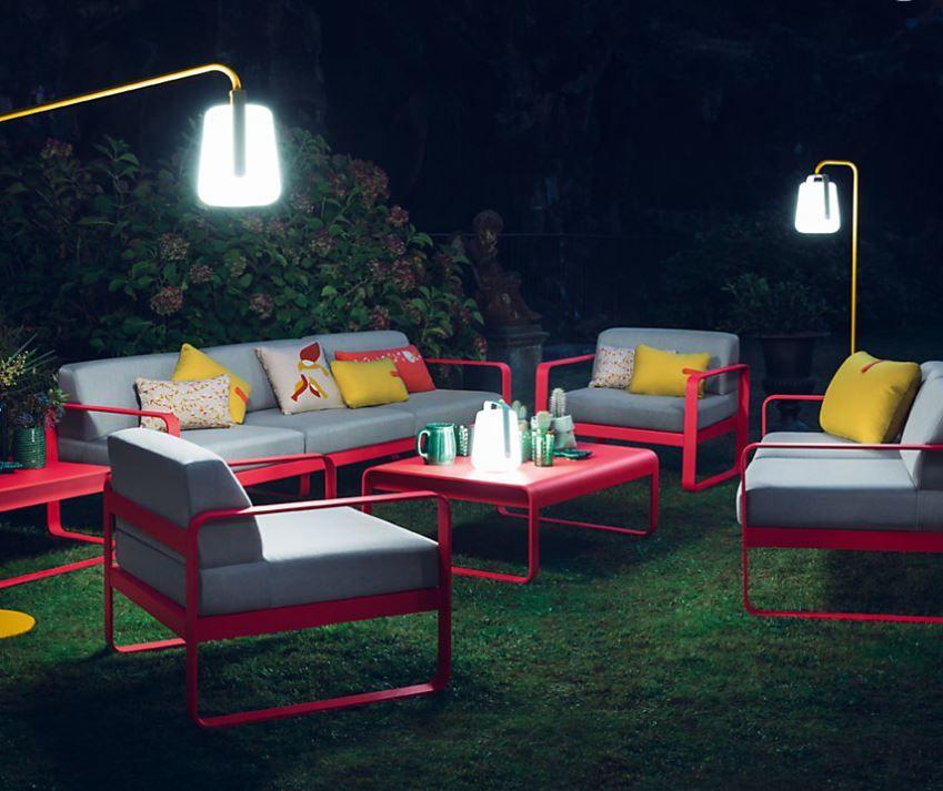 Lampe modèle Balad de chez Fermob - cette lampe nomade, design et ...