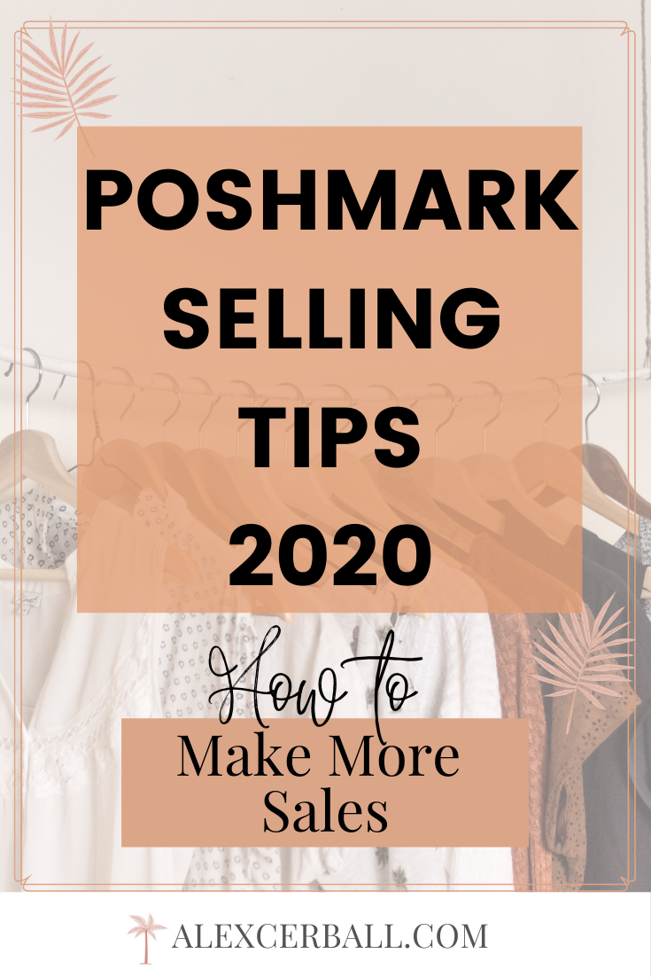 How To Sell Clothes On Poshmark And Be Successful Things To Sell How To Sell Clothes Selling Clothes