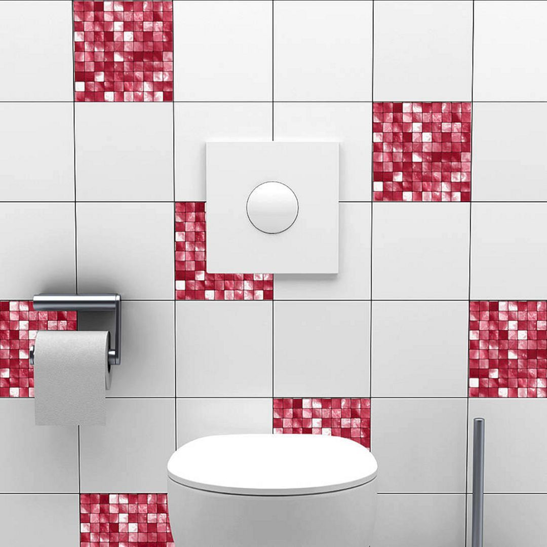 40+ Gorgeous Tile Stickers and Borders Ideas for Beautiful Home ...