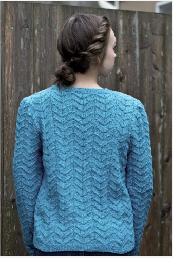 Cascade Yarn - Carly Pullover - Worsted | Knitting ...
