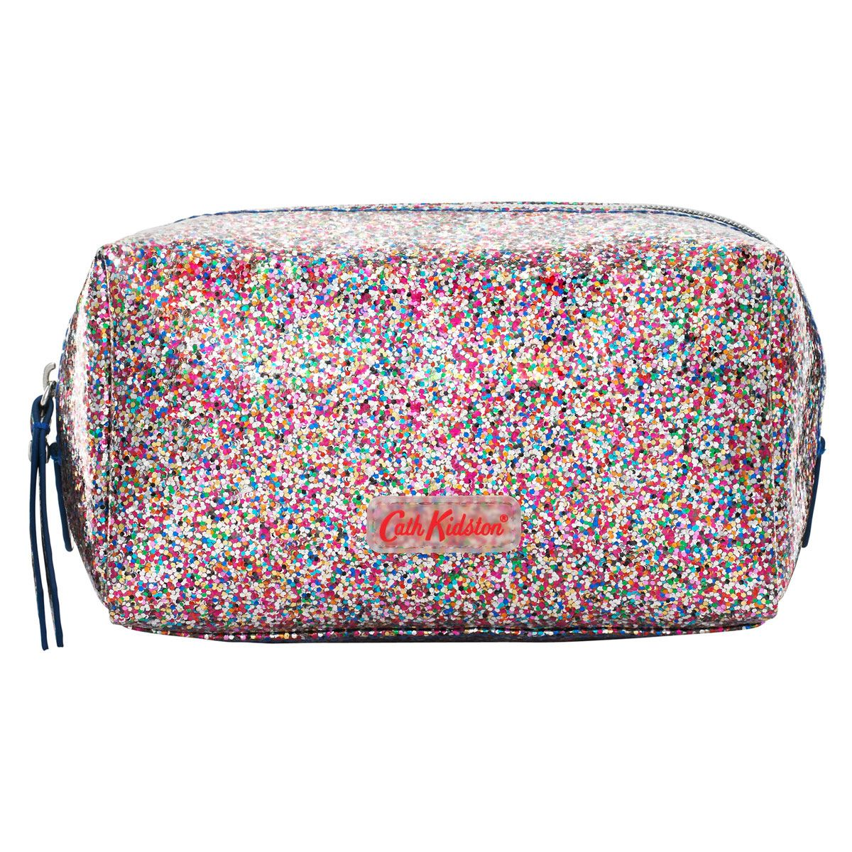 You Glitterally Can T Live Without This Sparkly Makeup Bag