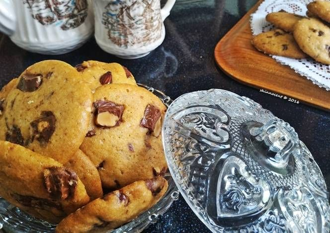 Resep Silverqueen Soft Cookies Oleh Shinnocent Resep Soda Kue Kue Kering Resep