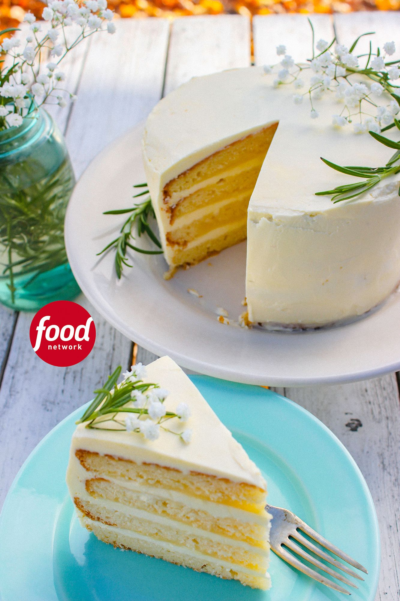 Lemon and Yoghurt Cake Recipe from My Swedish Kitchen ...