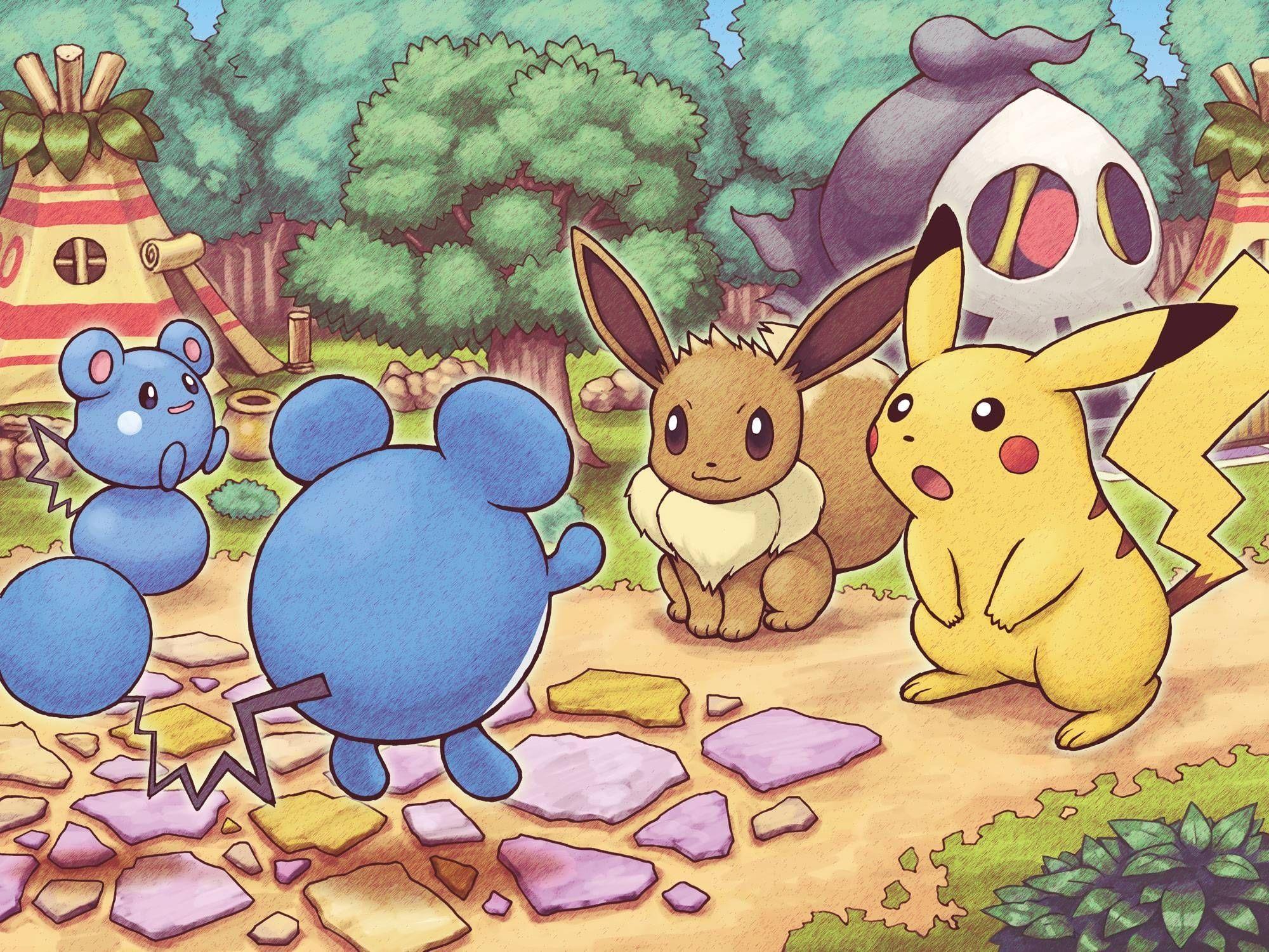 10 Latest Pokemon Mystery Dungeon Wallpaper Full Hd 1920 1080 For Pc Desktop Pokemon Pokemon Dungeon Pokemon Teams