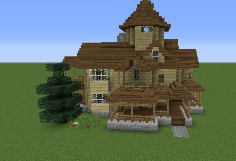 Victorian House - Grabcraft