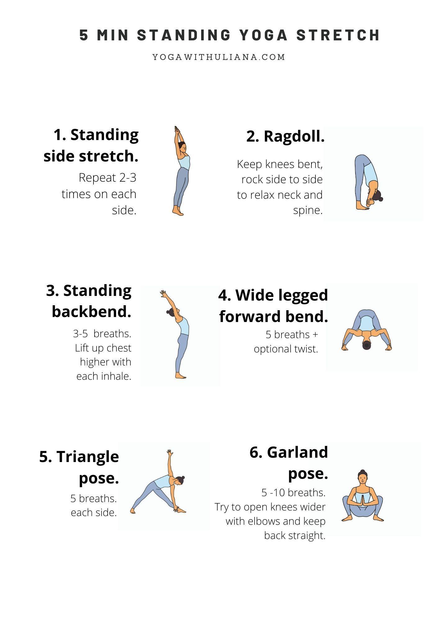 Pin On Morning Yoga
