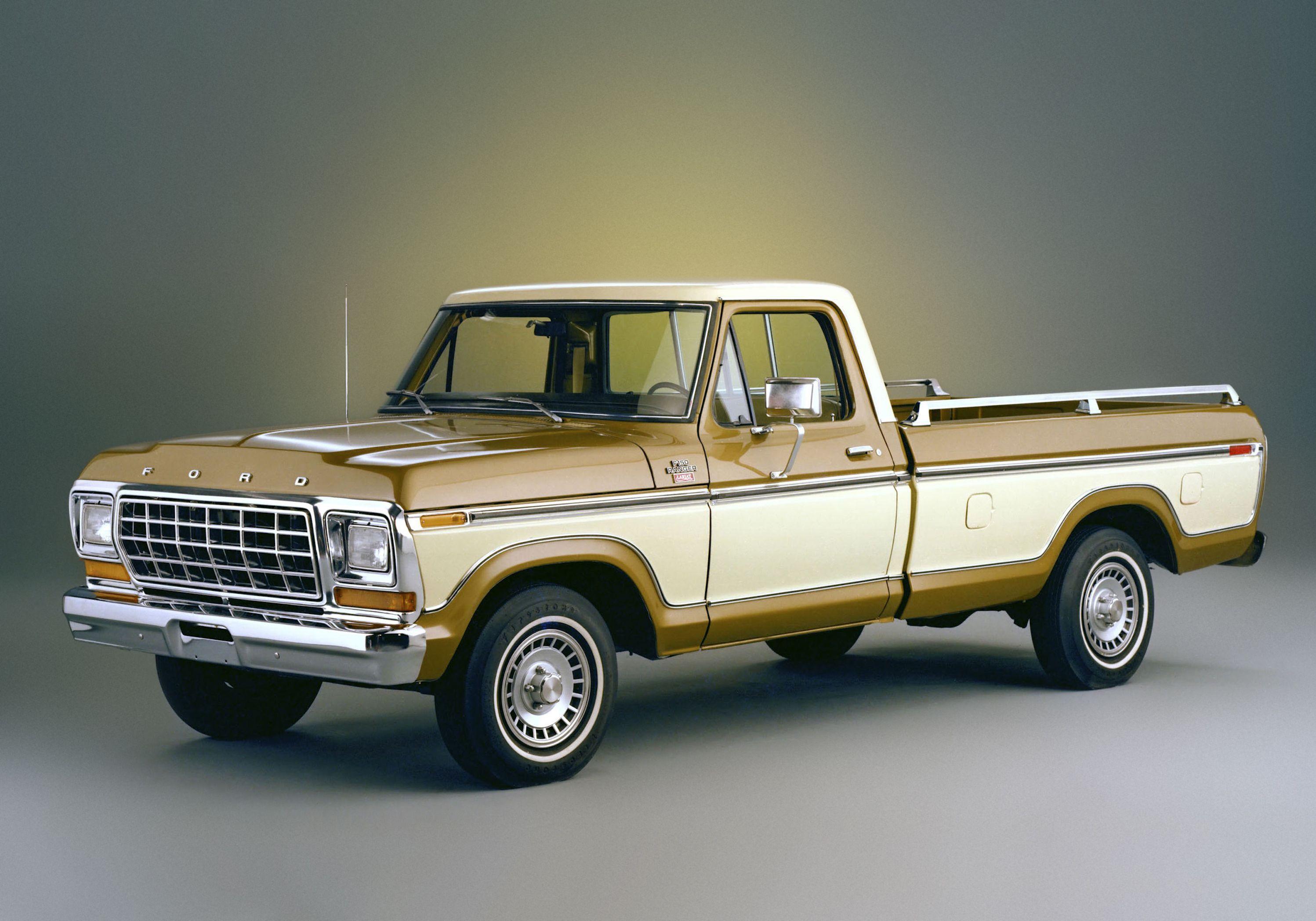 1979 Ford F 150 Ranger Lariat Pickup Ford Trucks 79 Ford Truck Classic Ford Trucks