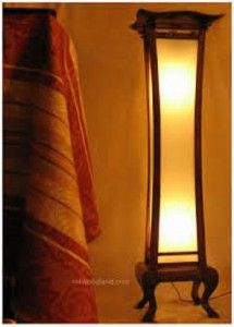 Asian Table Lamps Magnificent Asian Floor Lamps  Ideas For The House  Pinterest  Asian Floor Design Ideas