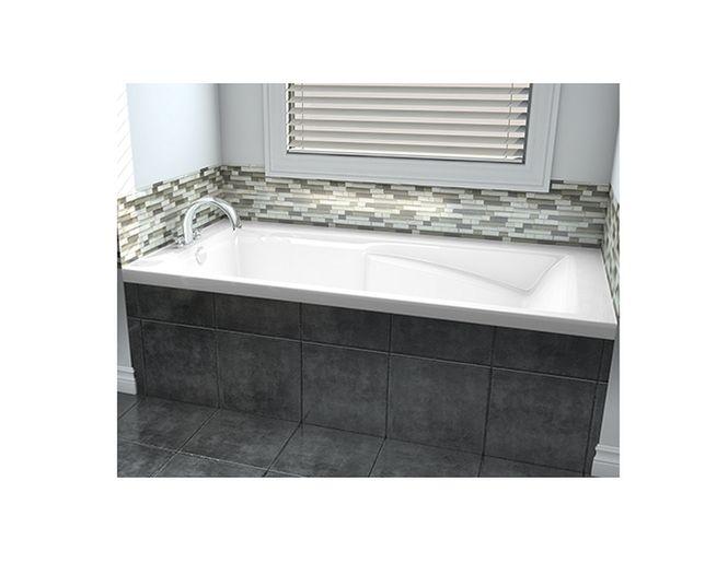 Bain Sublime 6030 pour installation en alcôve - Oceania | Bathroom ...