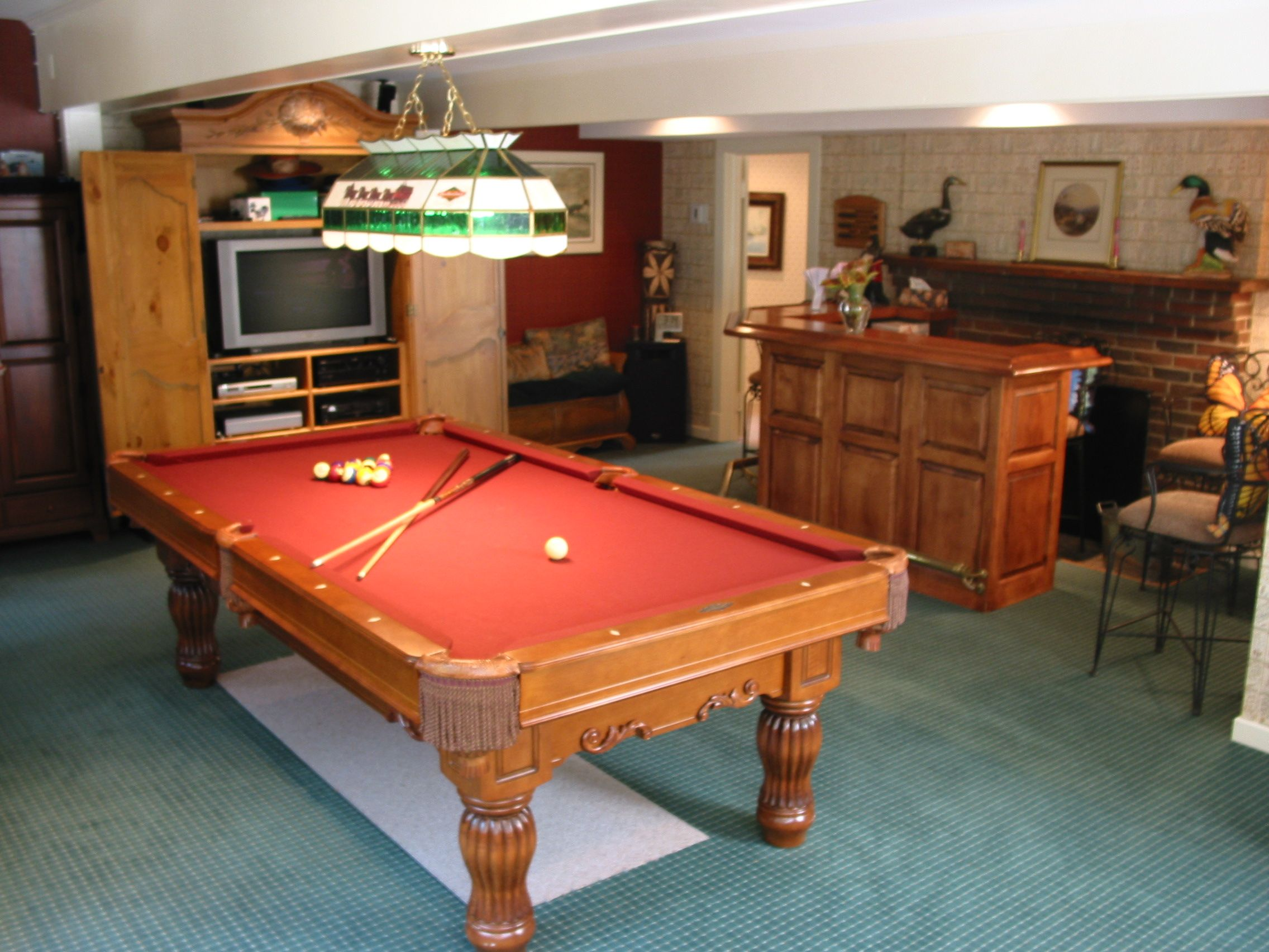 dining room pool table combo ~ ktvb