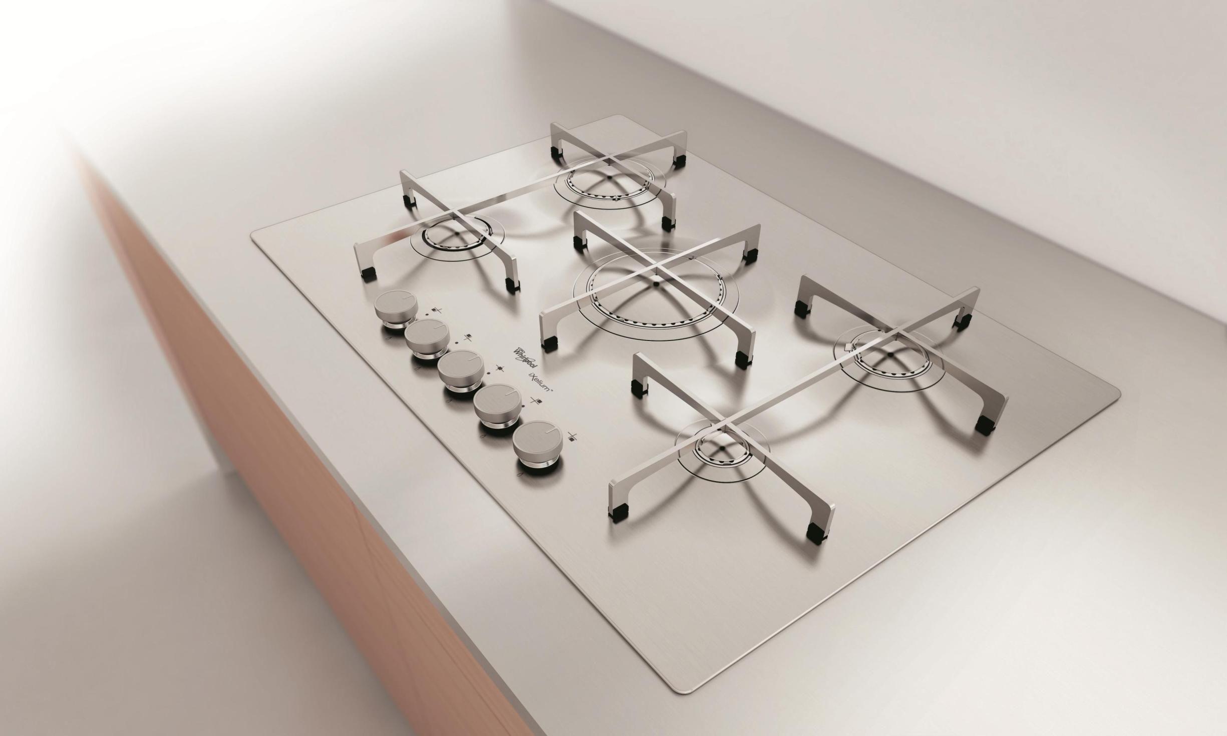 Brushed Gold Kitchen Appliances