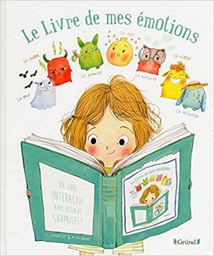 Amazon Fr Le Livre De Mes Emotions Stephanie Couturier