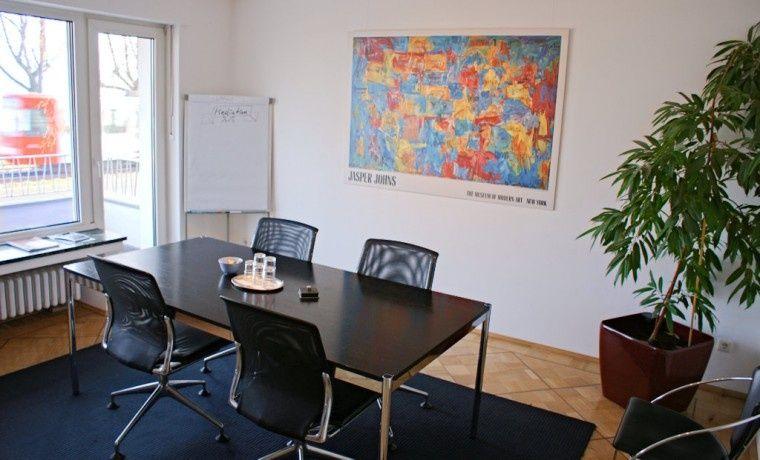 Sehr schöner Büroraum in Anwaltskanzlei in der Marienburg mit Rheinblick #Büro, #Bürogemeinschaft, #Köln, #Office, #Coworking, #Cologne