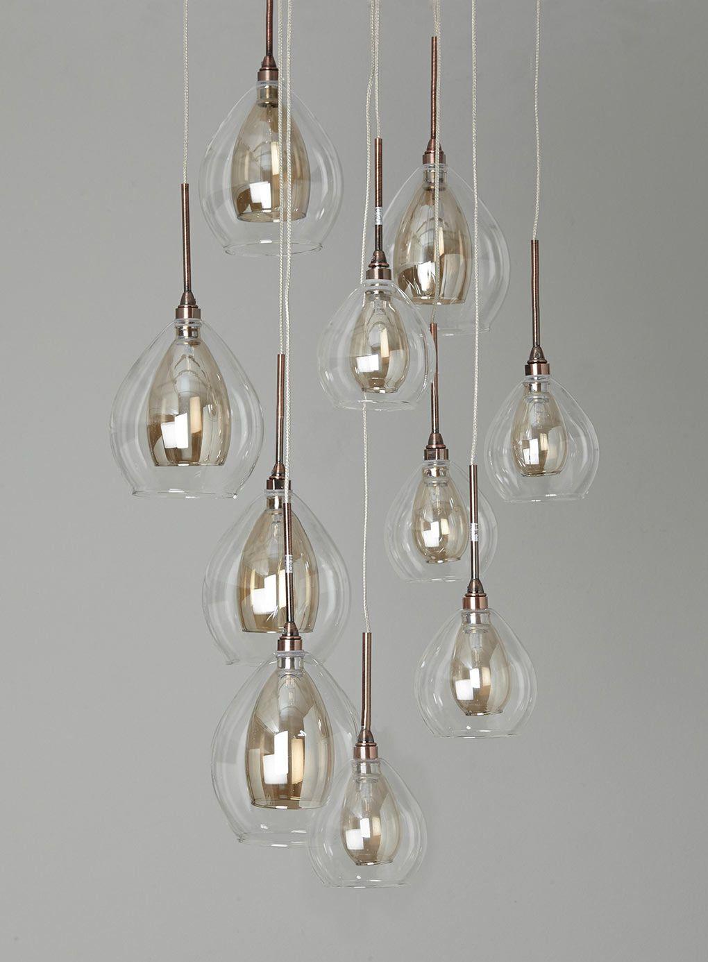 Carmella 10 Light Cluster Ceiling Lights Home Lighting Furniture Bhs