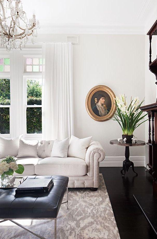 Interior Design Ideas For Sitting Rooms: Apartment Living Room Design