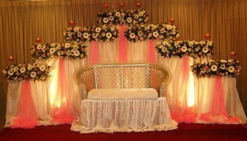 wedding settee backs - Wedding Decorators