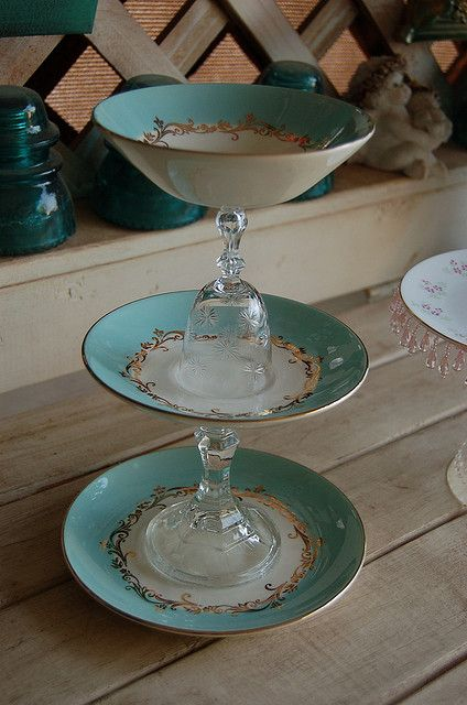Tiers Of Joy Cake Stands