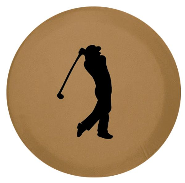 Golf Vinyl Spare Tire Cover Spare Tire Covers Tire Cover Jeep