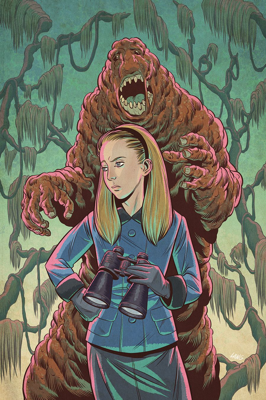 Goosebumps Art Brings Your 1990s Fantasies To Life