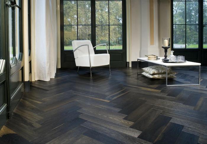Fußbodenbelag Schwarz ~ ▷ 1001 ideen für bodenbeläge mit vorteile und nachteile schwarz