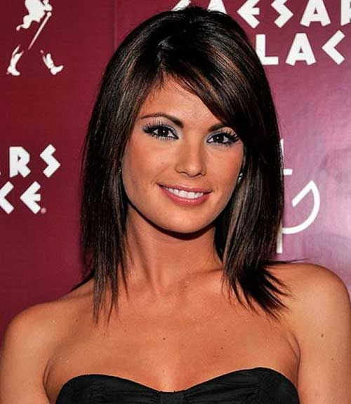 15 Best Short Hairstyles for Fine Straight Hair | The Best Short ...