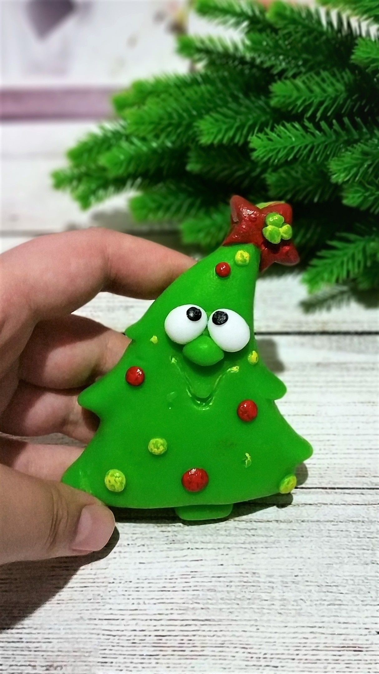 Free shipping in my Etsy shop. Christmas tree, Handmade ...