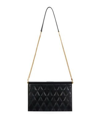 Givenchy Gem Medium Quilted Leather Shoulder Bag Quilted Leather, Leather  Shoulder Bag, Neiman Marcus 5e21dc0c7f
