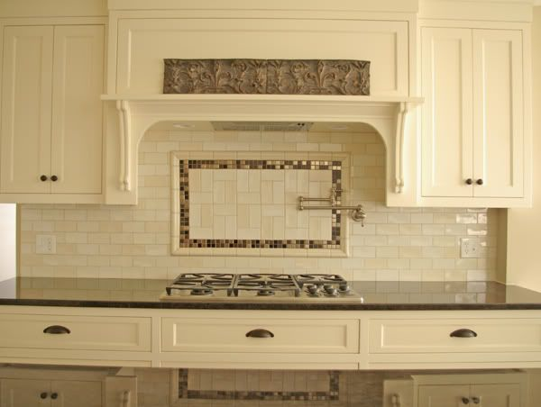 Need a white subway tile for carrara slab counters Kitchen fix