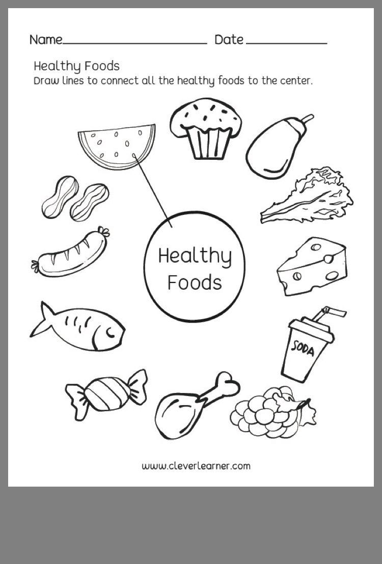 Pin By Kris Hepler On Kindergarten Healthy Habits For Kids Preschool Science Science Worksheets