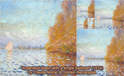 Claude Monet Argenteuil Basin With A Single Sailboat 1874 And