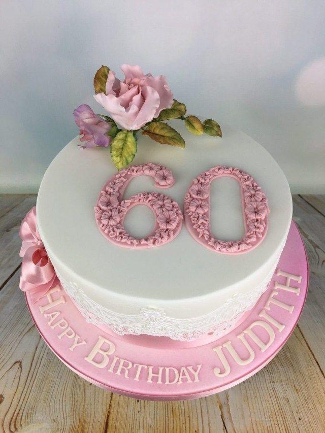 25++ Torte 60 geburtstag frau 2021 ideen