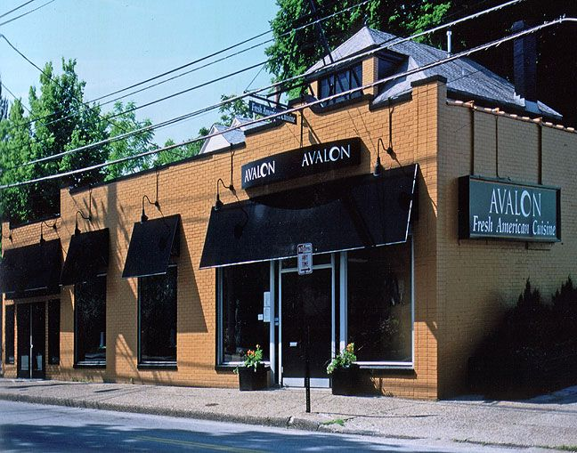 Small Restaurant Exterior Design | Restaurant Entrance