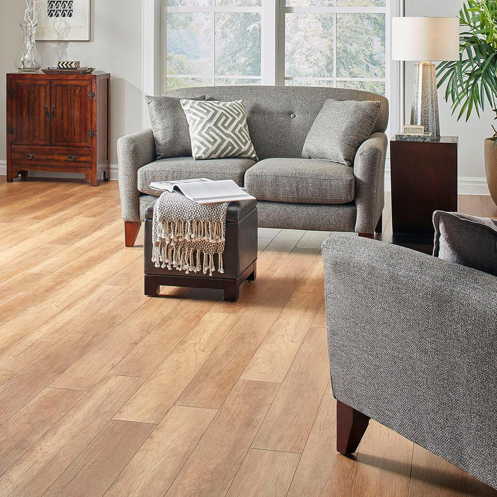 Home Legend Textured Oak Angona 12 Mm Thick X 6 34 In Wide X 47 72 In Length Laminate Flooring 756 Sq Ft Flooring Laminate Flooring Vinyl Plank Flooring