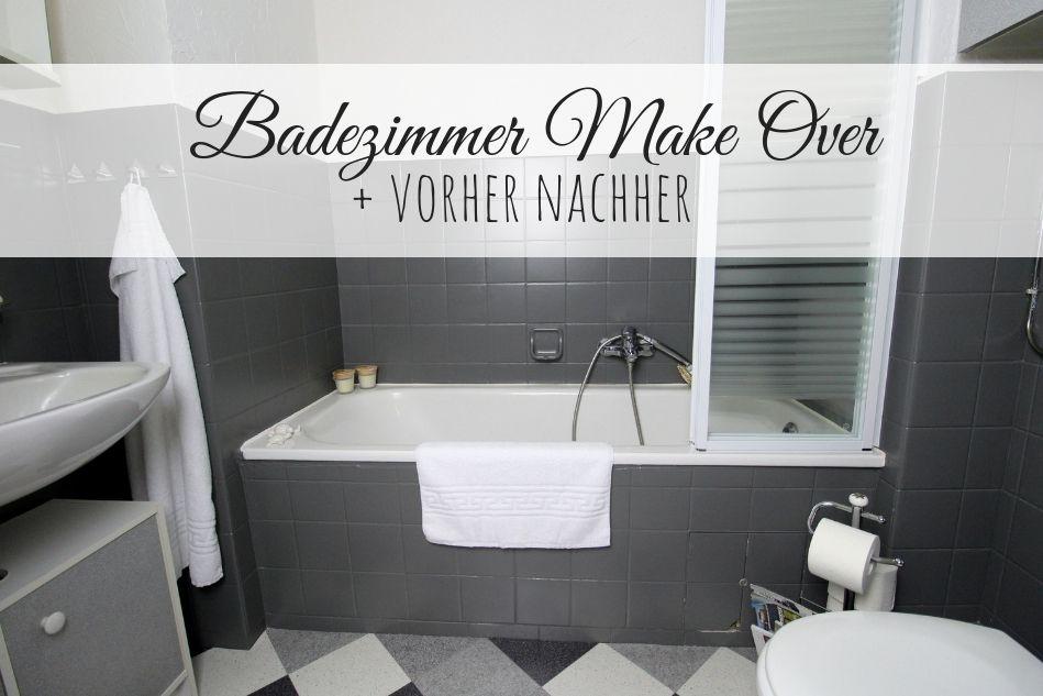 Diy Badezimmer Streichen Und Renovieren Mit Fliesenfarbe Mit Bildern Badezimmer Streichen Fliesenfarbe Badezimmer