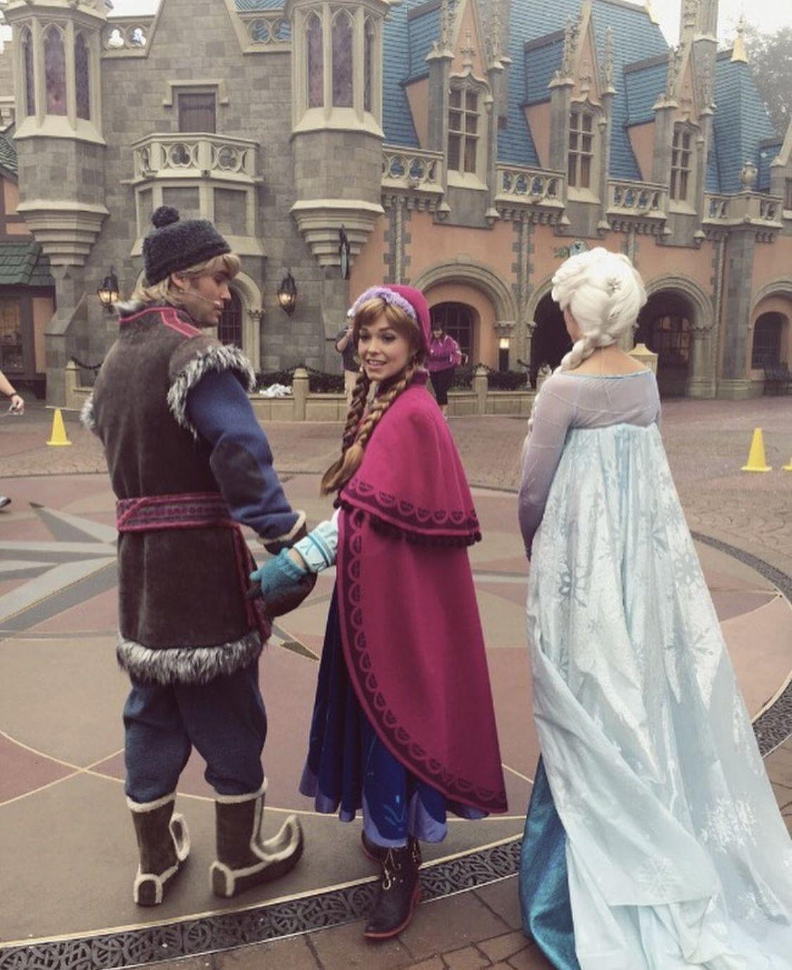 Disney Princess Cosplay, Disney Face