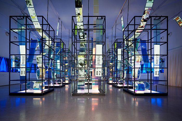 B&B ITALIA. THE PERFECT DENSITY - Architetti associati Migliore + ...