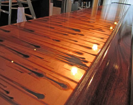 Images Of Bar Tops Stellar Copper