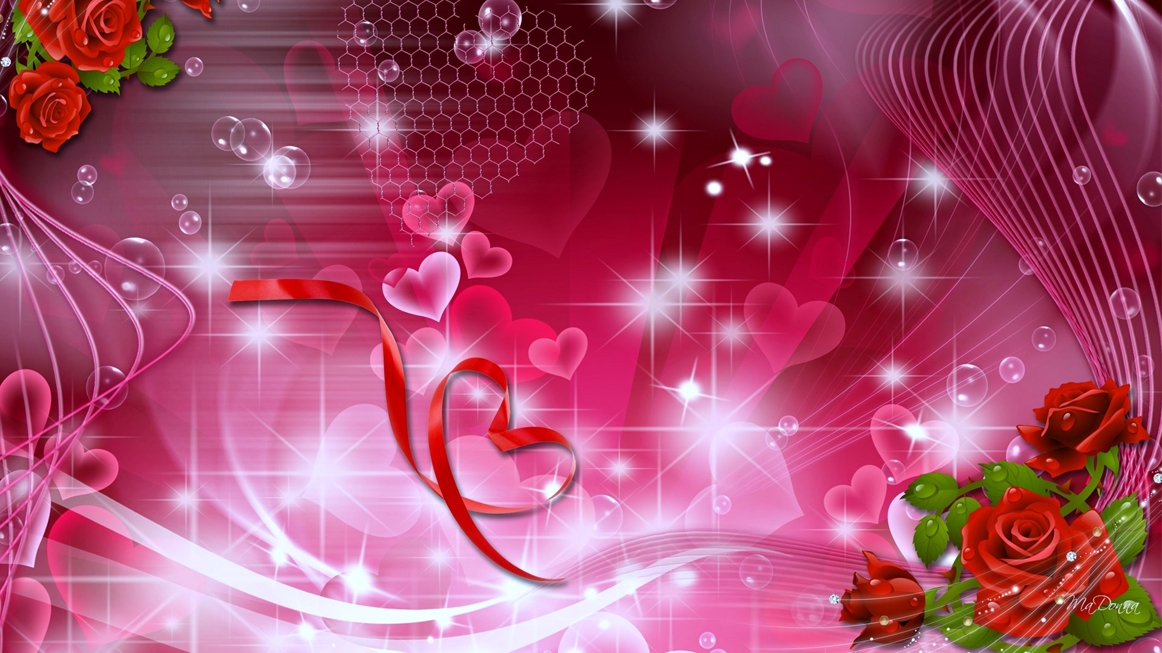 597309g 38402160 Hearts Pinterest