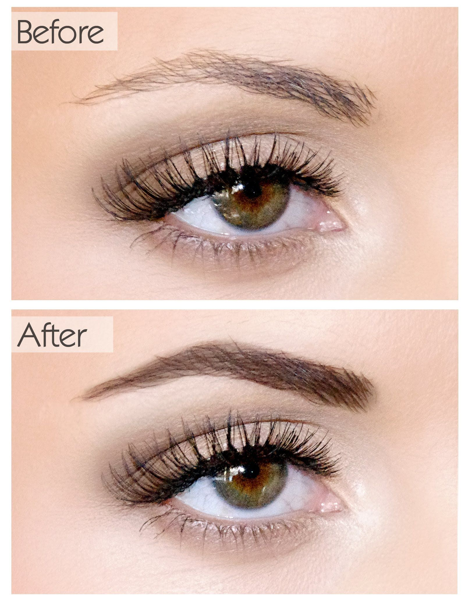 How To Thread Your Eyebrows All About Women Pinterest Make Up