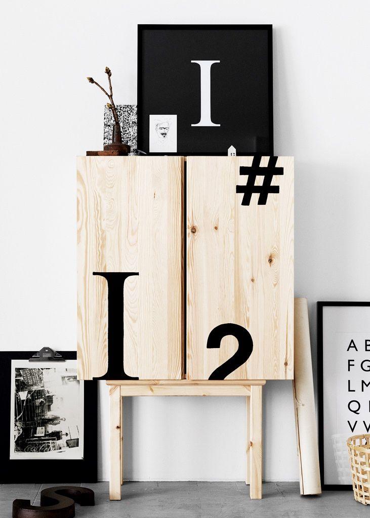 Ikea Ivar Schrank ikea hack individualisiere den ivar schrank ikea mit beinen und