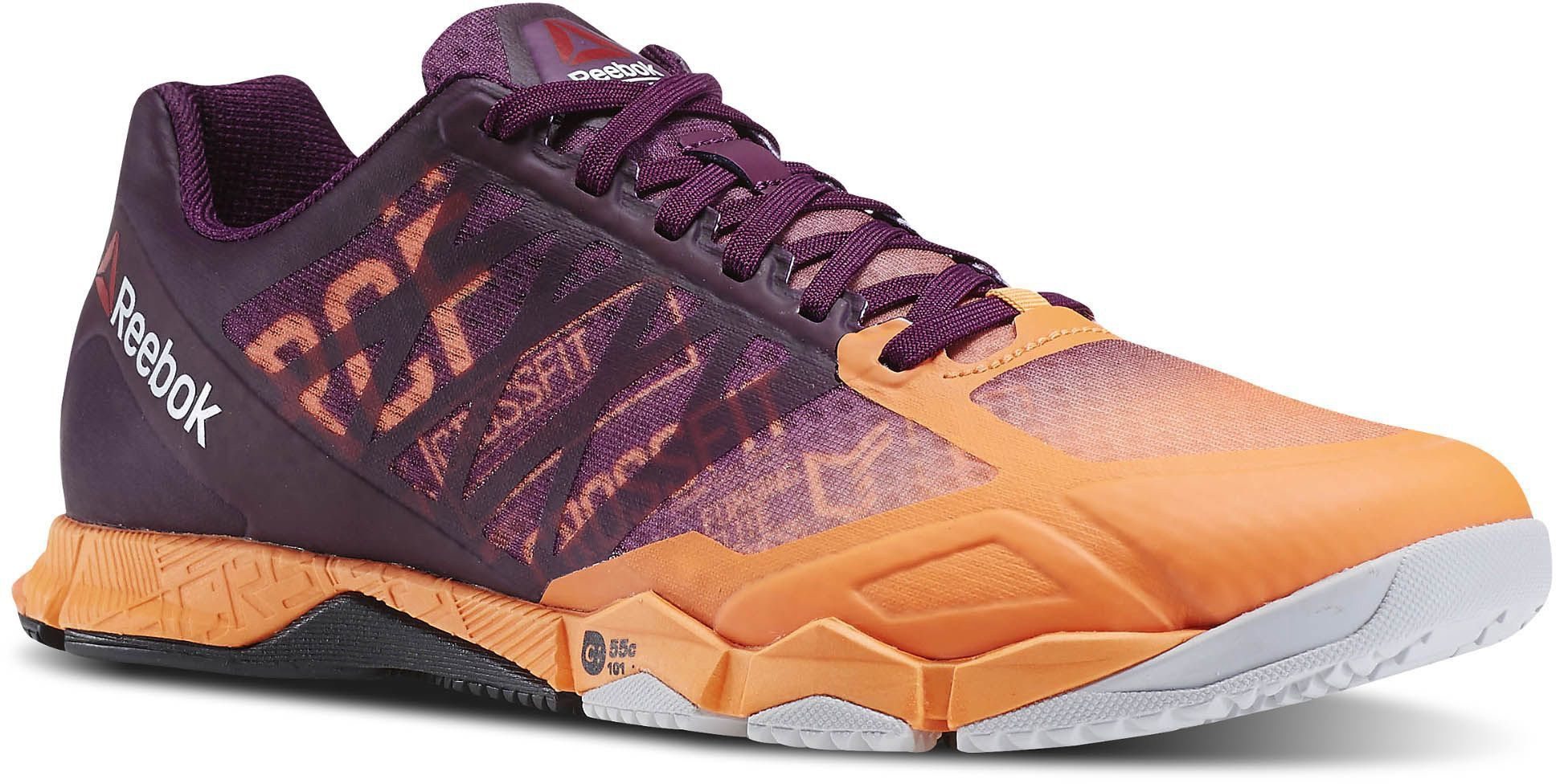 3a59860072f5c9 Reebok (W) SPEED TR Icono Peach Orchid Steel. Find this Pin and ...