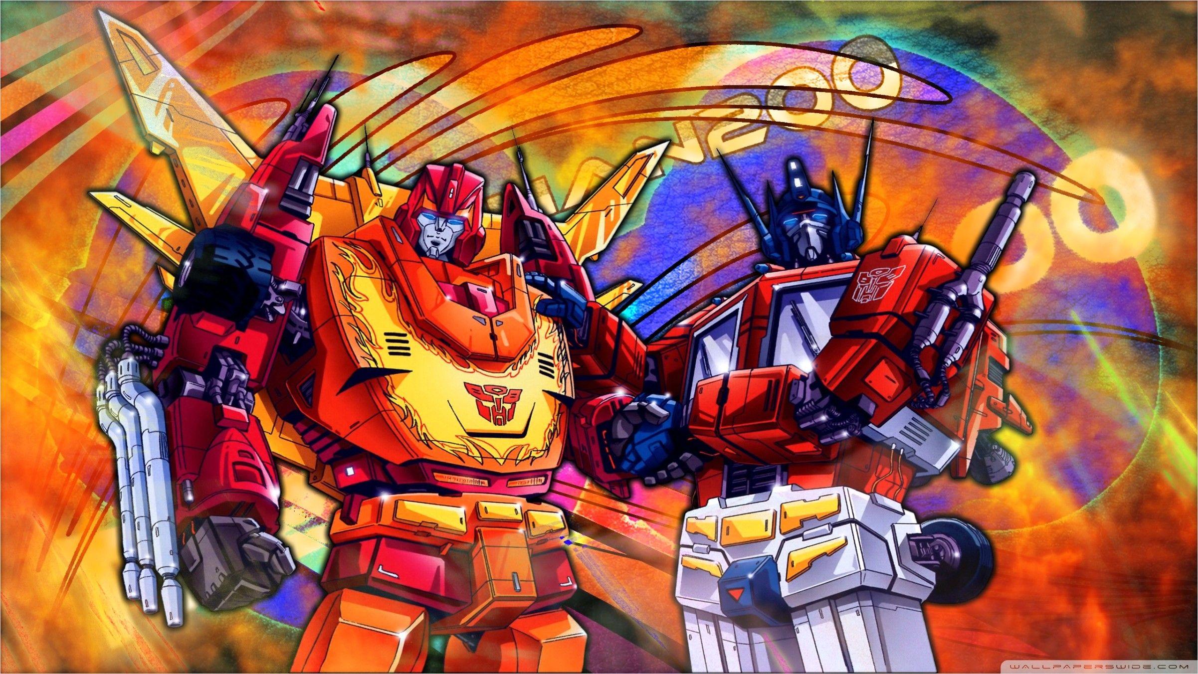 4k Wallpaper Transformers G1 Ultrawide In 2020 Wallpaper Transformers G1 Transformers