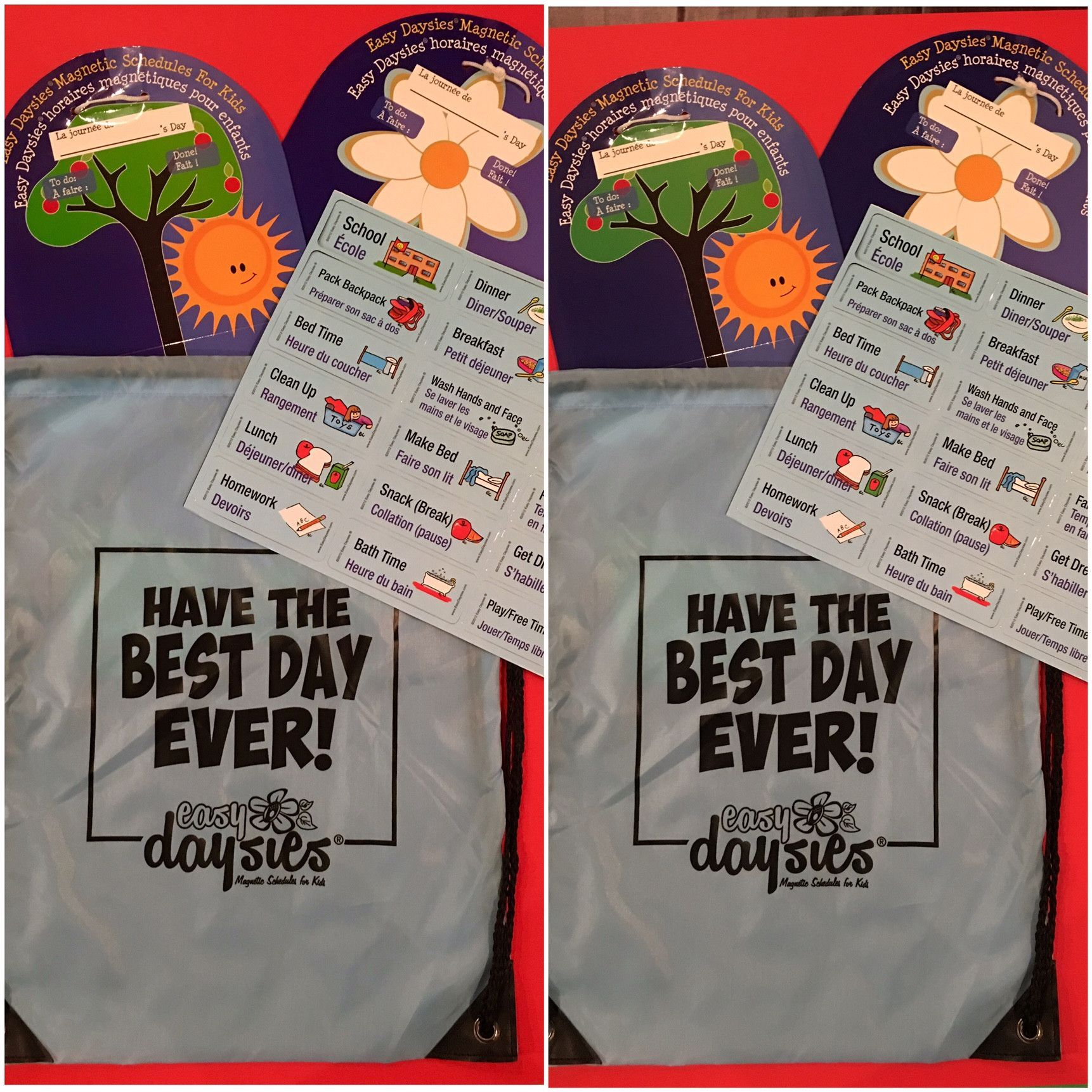 Have the Best Day Ever Double Set!