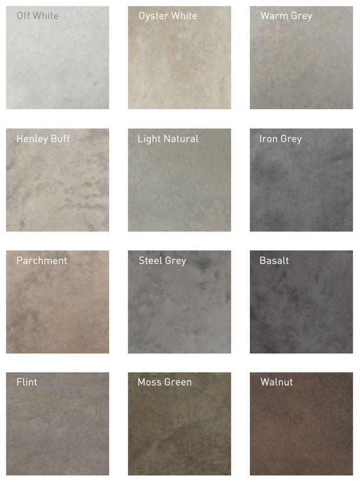 Betoncire Warm Grey Die Architektur Concrete Stained Floors Painted Concrete Floors Stained Concrete