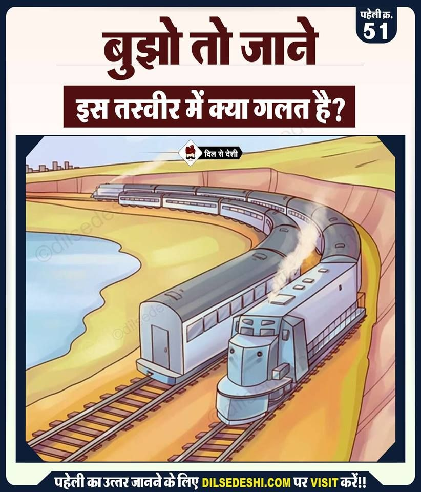पहेली क्र.51 का उत्तर Picture puzzles, Mystery riddles