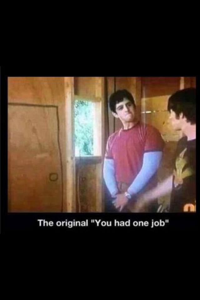 You had one job... Drake and Josh lovin | Laugh a Little ...